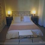 hotel villa de cretas,habitación piló