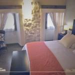 hotel villa de cretas,habitación les fonts,queretes