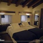 hotel villa de cretas,habitación les basses
